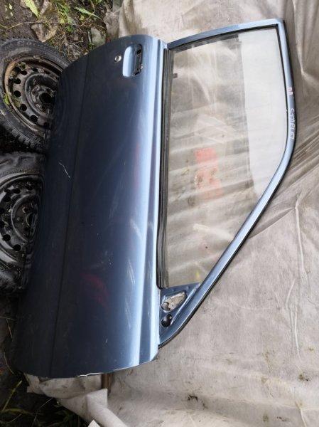 Дверь Toyota Starlet P80 1989 передняя правая (б/у)