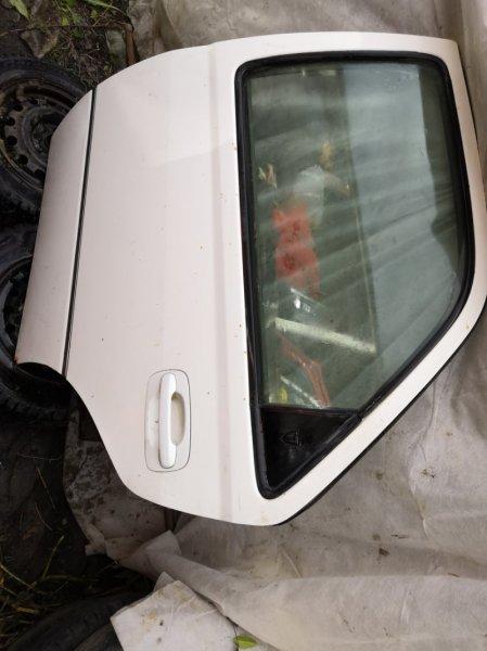 Дверь Toyota Vista SV50 2000 задняя левая (б/у)