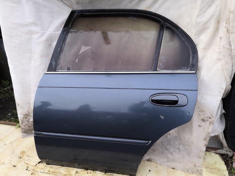 Дверь Toyota Corolla AE 100 1991 задняя левая (б/у)