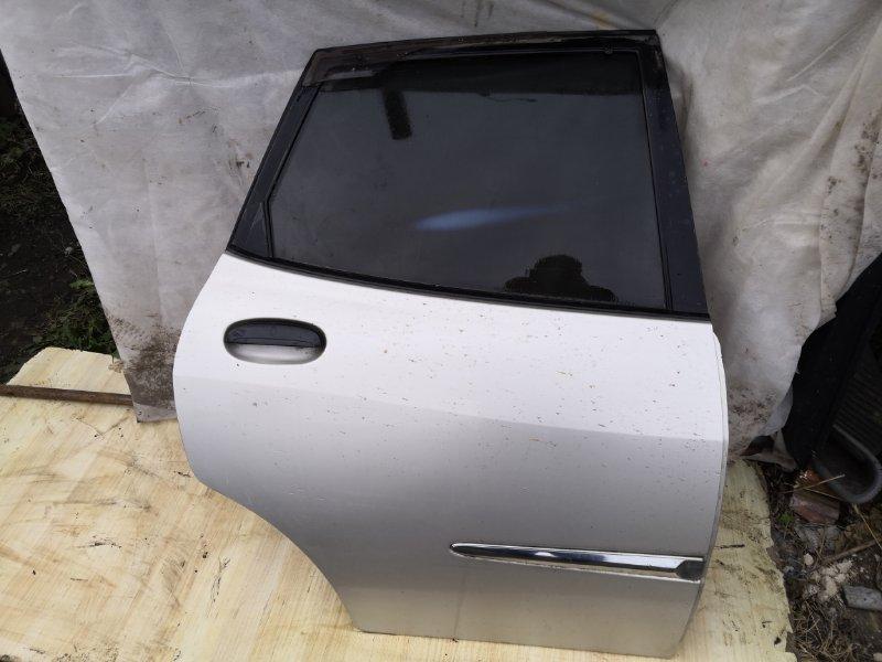 Дверь Toyota Duet M110 1998 задняя правая (б/у)