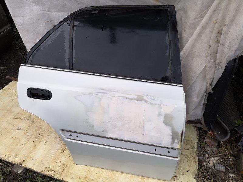 Дверь Toyota Corona Premio AT210 1996 задняя правая (б/у)