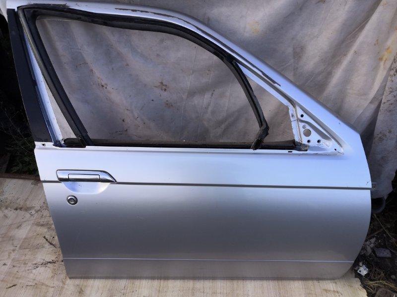 Дверь Nissan Bluebird EU14 1996 передняя правая (б/у)