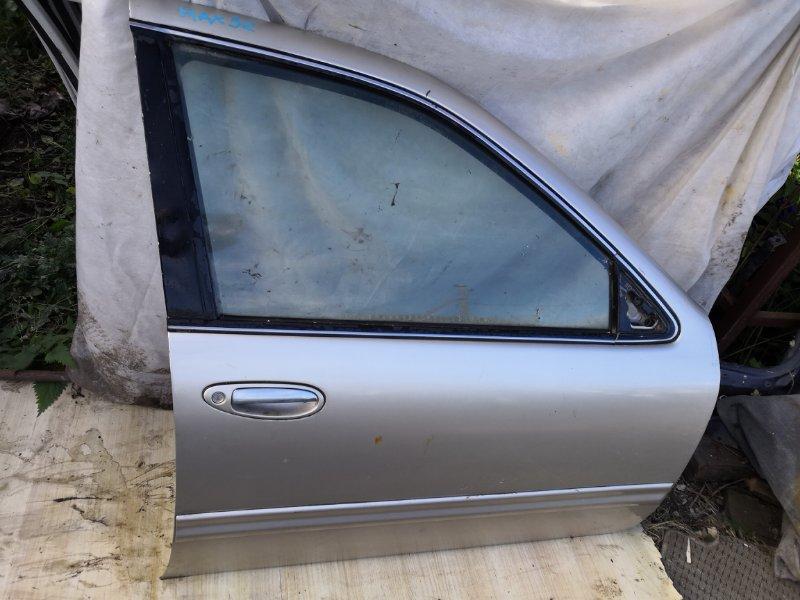 Дверь Nissan Cefiro A32 1994 передняя правая (б/у)
