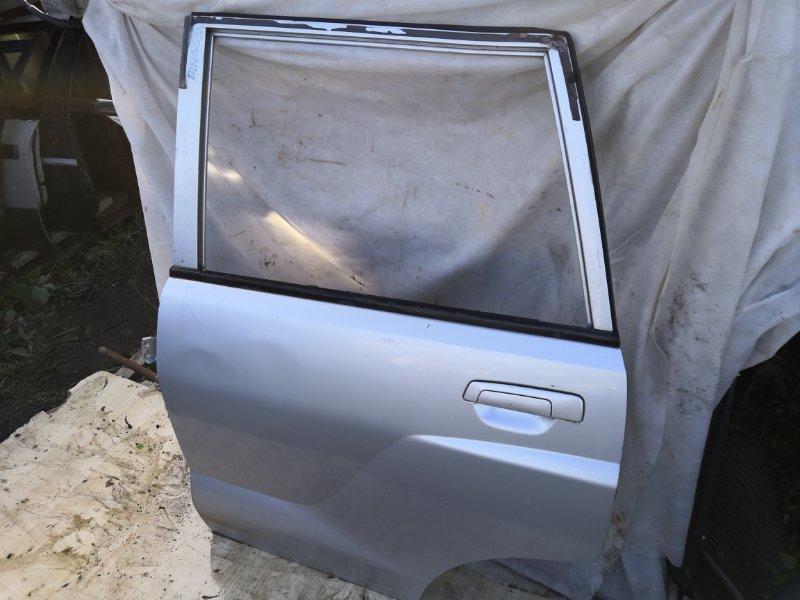 Дверь Mitsubishi Mirage Dingo CQ1A 1998 задняя левая (б/у)
