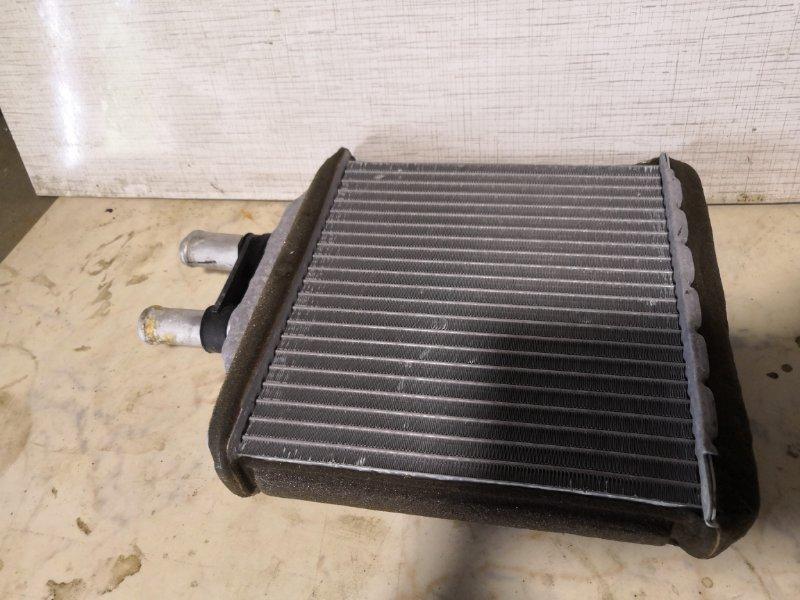 Радиатор печки Chevrolet Lacetti J200 2004 (б/у)