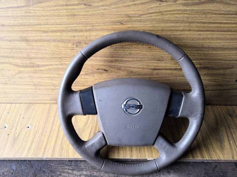 Руль Nissan Teana J31 2003 (б/у)