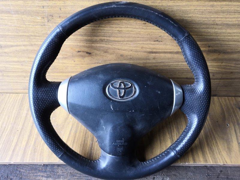 Руль Toyota Ist XP60 2002 (б/у)