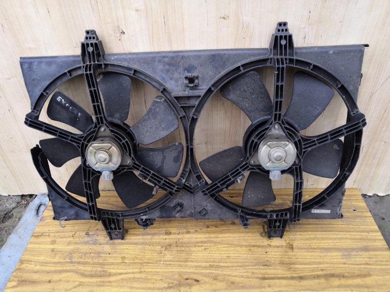 Вентилятор радиатора Nissan Expert VW11 1999 (б/у)