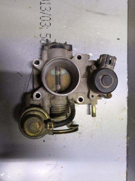 Дроссельная заслонка Nissan Sunny FB15 QG15 2000 (б/у)