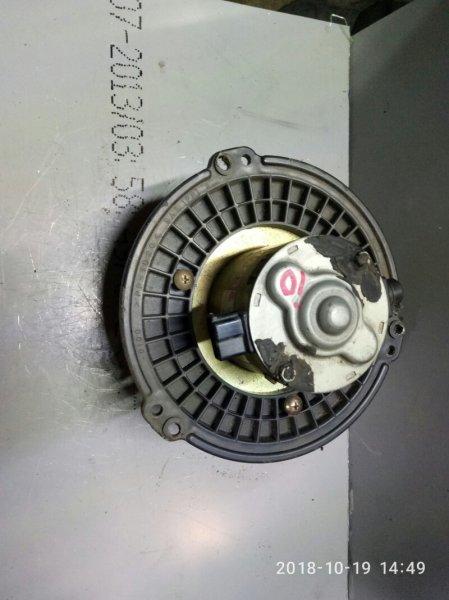 Мотор печки Mitsubishi Pajero Io H71W 1998 (б/у)
