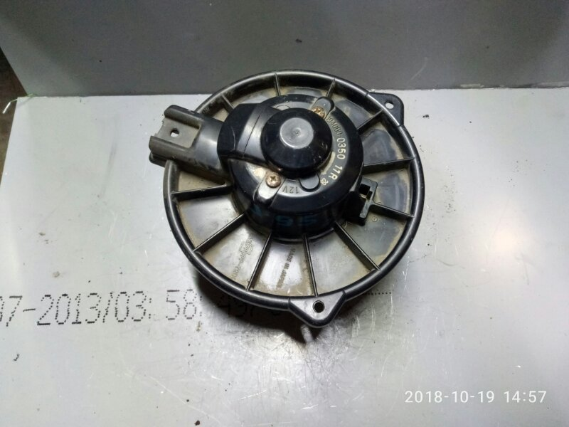 Мотор печки Toyota Land Cruiser Prado VZJ 95 1996 (б/у)