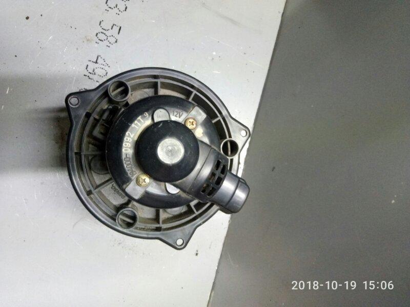 Мотор печки Toyota Duet M110 1998 (б/у)