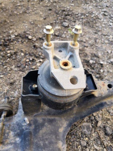Подушка двигателя Chery Very A13 A13 2011 передняя нижняя (б/у)
