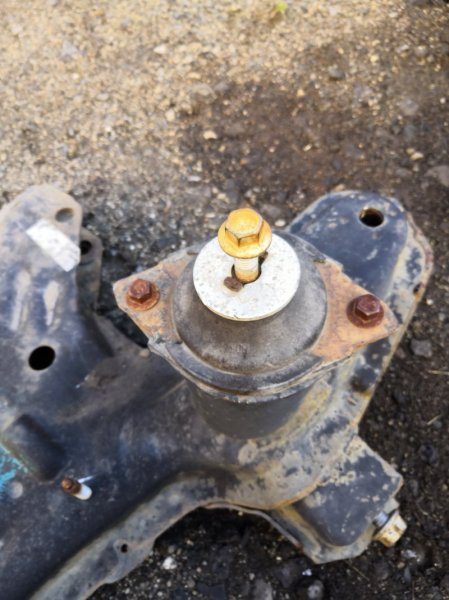 Подушка двигателя Chery Very A13 A13 2011 передняя (б/у)