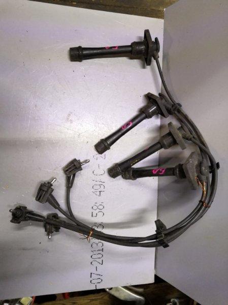 Провода высоковольтные Toyota Corolla AE 100 4A FE 1991 (б/у)