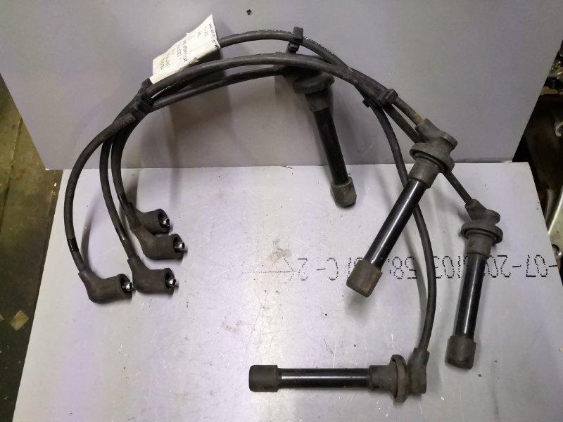Провода высоковольтные Honda Civic EK2 D15B 1995 (б/у)