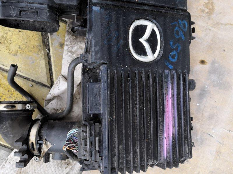 Блок управления двс Mazda Demio DY3W ZJ 2002 (б/у)
