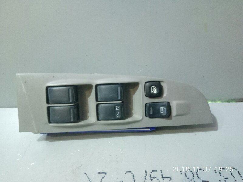 Блок управления стеклами Nissan Bluebird Sylphy FB15 2000 передний правый (б/у)
