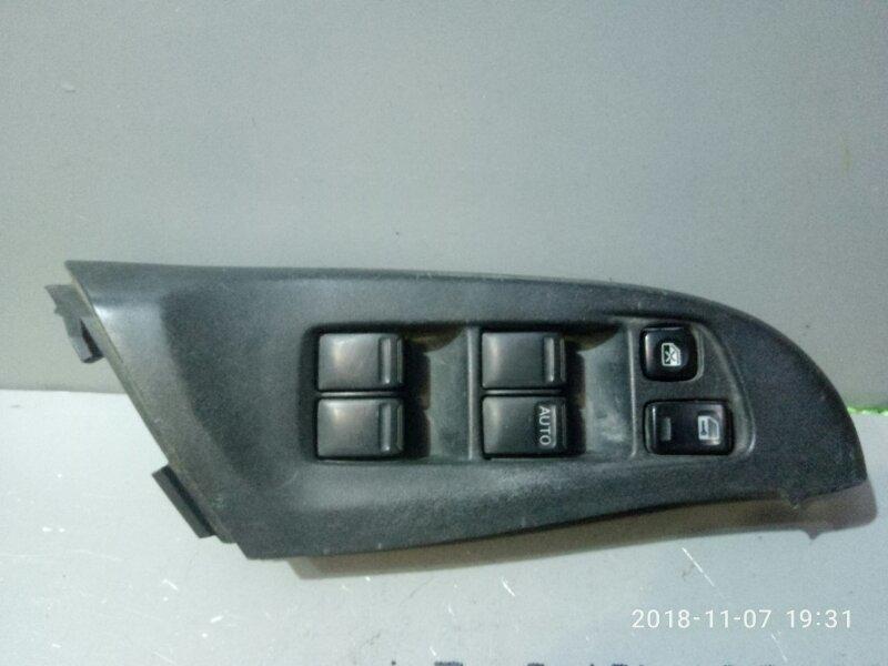 Блок управления стеклами Nissan Bluebird Sylphy QG10 2000 передний правый (б/у)
