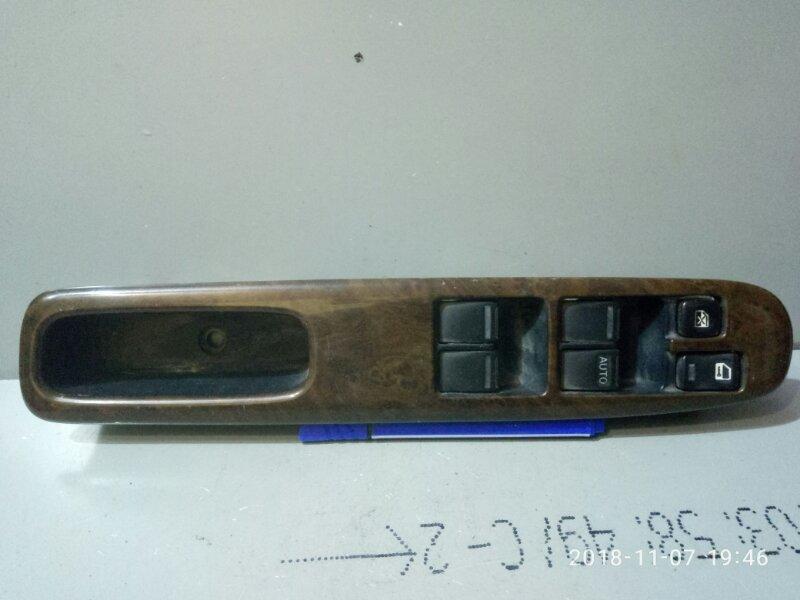 Блок управления стеклами Nissan Liberty PM12 1998 передний правый (б/у)