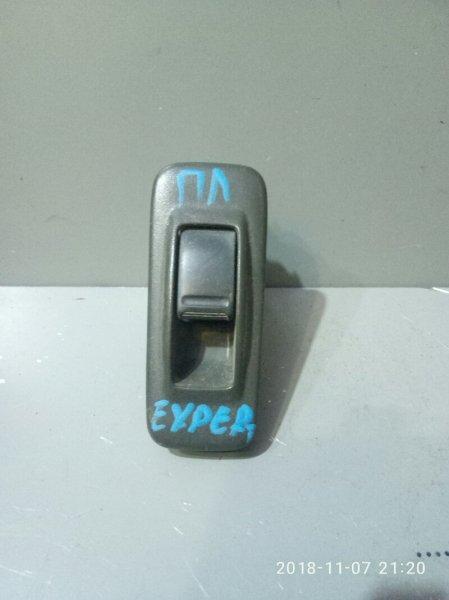 Кнопка стеклоподъемника Nissan Expert VW11 1999 передняя левая (б/у)