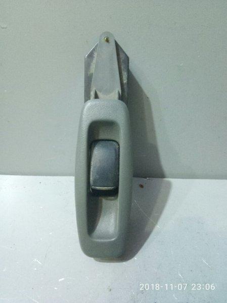 Кнопка стеклоподъемника Mitsubishi Galant EA1A 1998 задняя (б/у)