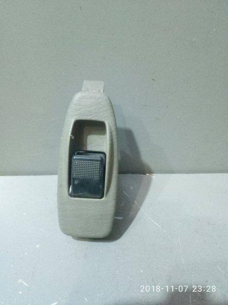 Кнопка стеклоподъемника Mazda Premacy CP8W 1999 задняя правая (б/у)