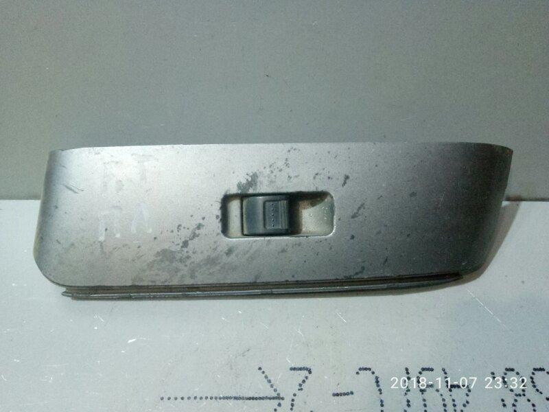 Кнопка стеклоподъемника Honda Fit GD1 2001 передняя левая (б/у)
