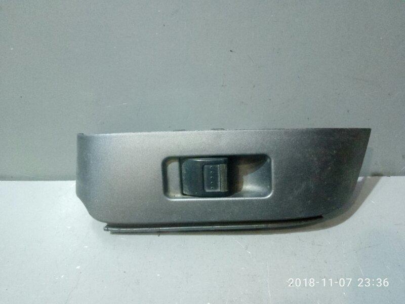 Кнопка стеклоподъемника Honda Fit GD1 2001 задняя левая (б/у)