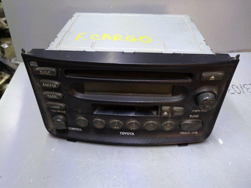 Магнитофон Toyota Funcargo NCP20 1999 (б/у)