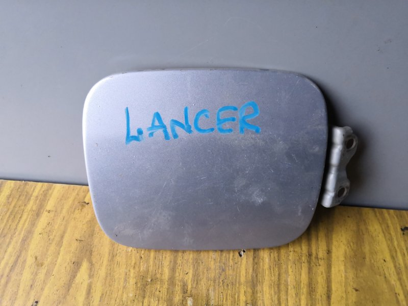 Лючок бензобака Mitsubishi Lancer 9 2003 задний (б/у)