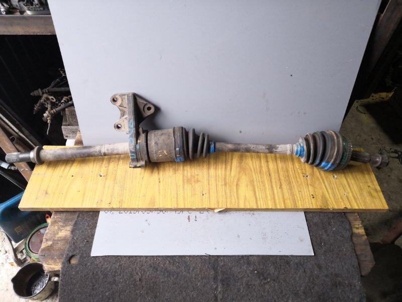 Привод Nissan Bluebird EU14 SR20 1996 передний правый (б/у)