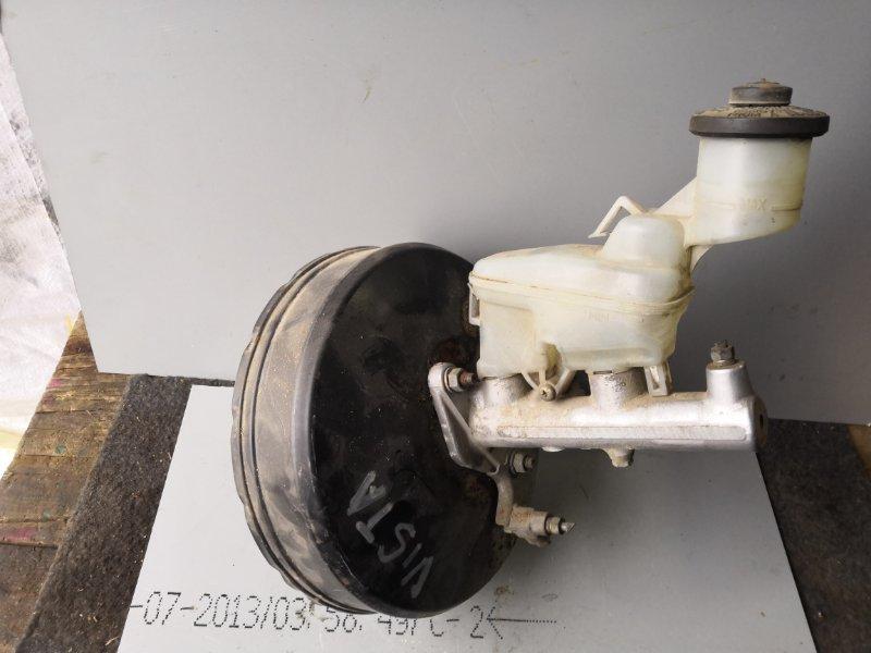 Вакуумный усилитель Toyota Vista SV50 3S FSE 2001 передний (б/у)