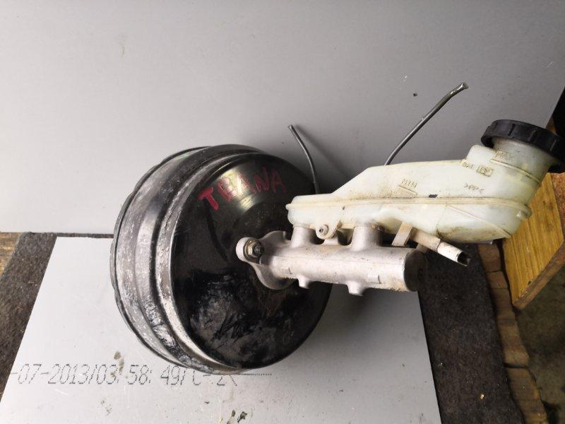 Вакуумный усилитель Nissan Teana J31 VQ23 2003 передний (б/у)