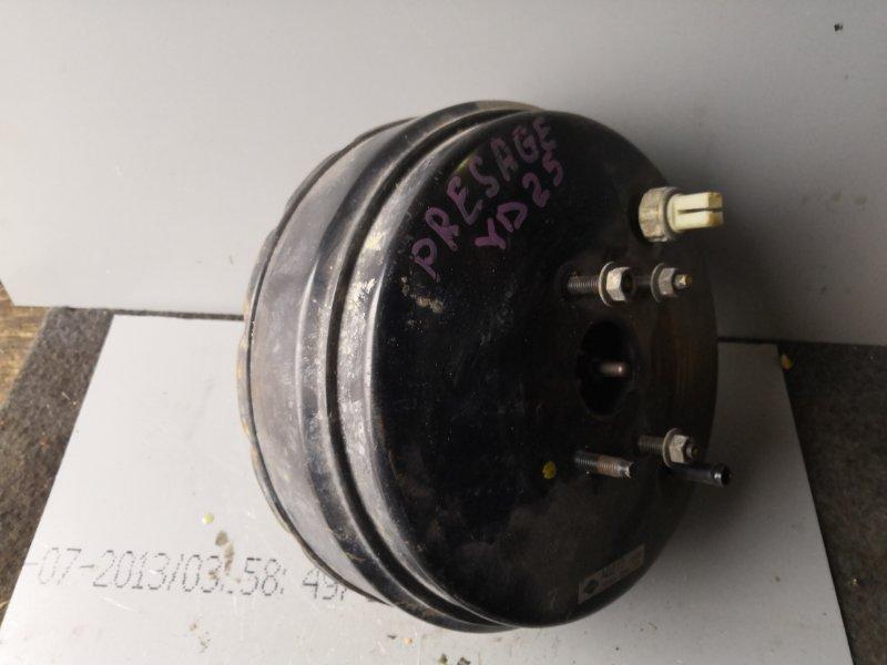 Вакуумный усилитель Nissan Presage U30 YD25 1998 передний (б/у)