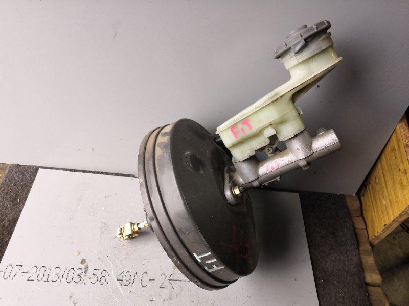 Вакуумный усилитель Honda Fit GD1 L13A 2001 передний (б/у)
