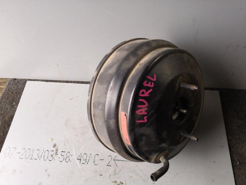 Вакуумный усилитель Nissan Laurel HC34 RB20 1993 передний (б/у)