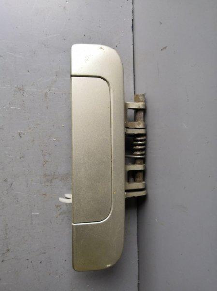 Ручка двери внешняя Toyota Opa ZCT10 2000 задняя левая (б/у)