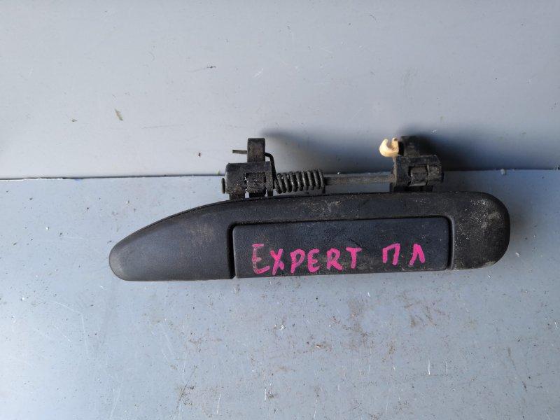 Ручка двери внешняя Nissan Expert VW11 1999 передняя левая (б/у)