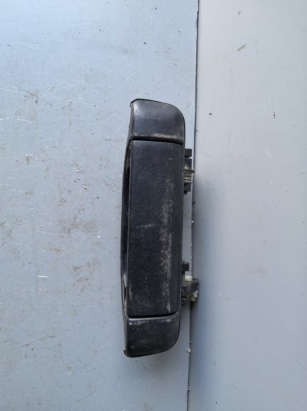 Ручка двери внешняя Nissan Expert VW11 1999 задняя (б/у)