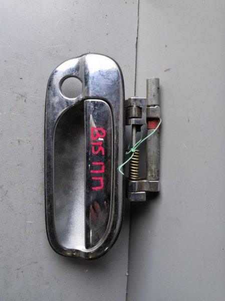Ручка двери внешняя Nissan Sunny FB15 1998 передняя правая (б/у)