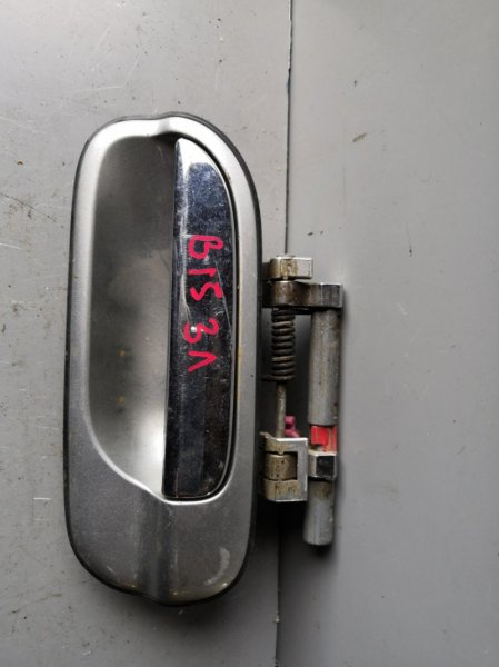 Ручка двери внешняя Nissan Sunny FB15 1998 задняя левая (б/у)