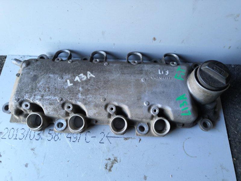 Крышка клапанов Honda Fit GD1 L15A 2002 (б/у)