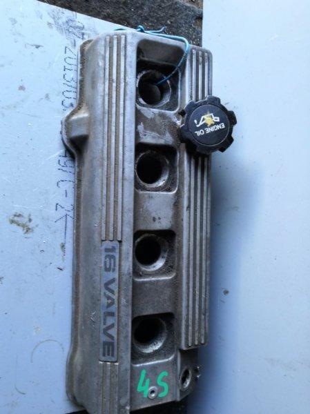 Крышка клапанов Toyota Camry SV30 4S FE 1990 (б/у)