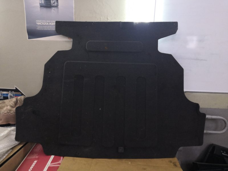 Ковер багажника Geely Emgrand Ec7 EC7 2009 задний (б/у)