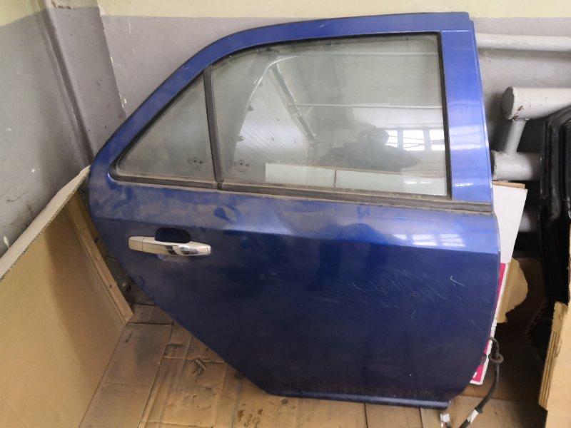 Дверь Geely Mk MK 2008 задняя правая (б/у)