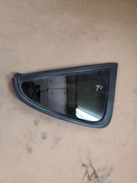 Форточка двери Kia Soul AM D4FB 2008 задняя левая (б/у)