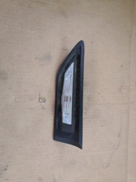 Поворотник в крыле Kia Soul AM D4FB 2008 передний левый (б/у)