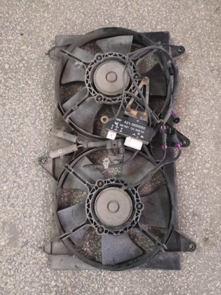 Диффузор Chery Fora A21 A21 SQR484 2007 передний (б/у)