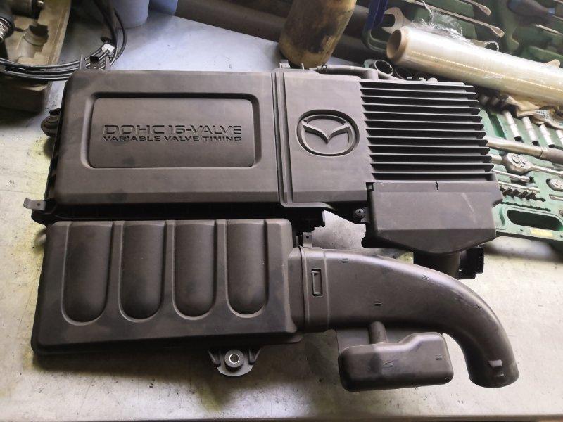 Корпус воздушного фильтра Mazda Mazda3 BL Z6 2009 передний (б/у)